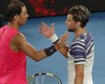 Tay vợt số 1 thế giới Nadal bị loại ở tứ kết Giải Úc mở rộng