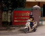 Cách chức chánh án TAND huyện vì quan hệ tình dục với kế toán tại cơ quan