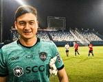 Video Văn Lâm 2 lần cản phạt đền giúp Muangthong vào chung kết Leo Cup 2020