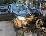 Khởi tố lái xe 'phê' ma túy tông chết tài xế Grab 64 tuổi rồi bỏ trốn