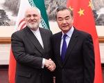 Trung Quốc sẽ không chống Mỹ để bảo vệ đồng minh Iran?