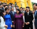 Phó chủ tịch nước Đặng Thị Ngọc Thịnh: