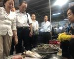 Chính phủ cho TP.HCM duy trì Ban Quản lý an toàn thực phẩm TP thêm 3 năm