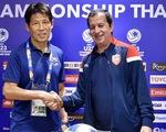 HLV U23 Thái Lan Nishino: