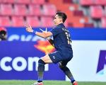 Bảng A vòng chung kết Giải U23 châu Á: Thái Lan đang chiếm ngôi đầu