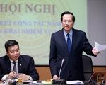 Bộ trưởng Đào Ngọc Dung: