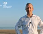 Đại sứ Anh thăm gia đình nạn nhân vụ