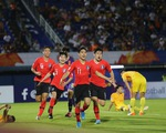 Lee Dong-jun ghi bàn phút 90+3 giúp U23 Hàn Quốc