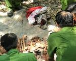 Từ việc đốt rác, phát hiện 9 bộ xương người đang phân hủy