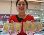 Giá vàng thế giới giảm mạnh, vàng SJC bán ra 48,45 triệu đồng/lượng