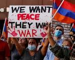 Pháp, Nga, Mỹ kêu gọi Azerbaijan và Armenia ngừng bắn ngay lập tức