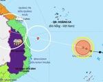 Áp thấp nhiệt đới cách Bình Định 470km, khả năng thành bão trong 12 giờ tới