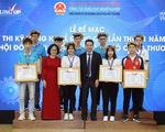 Đoàn Hà Nội thắng áp đảo tại Kỳ thi kỹ năng nghề quốc gia 2020