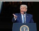 Tổng thống Trump tiếp tục được đề cử cho giải Nobel hòa bình 2021