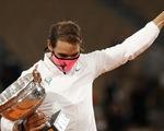 """Thắng """"gọn"""" Djokovic, Nadal lần thứ 20 vô địch Grand Slam"""