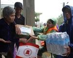 Báo Tuổi Trẻ cứu trợ khẩn cấp bà con ở rốn lũ miền Trung