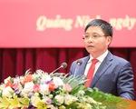 Chủ tịch tỉnh Quảng Ninh được giới thiệu bầu bí thư Tỉnh ủy Điện Biên