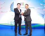 """Eximbank nhận giải thưởng """"Ngân hàng dẫn đầu tăng trưởng doanh số chấp nhận thanh toán qua thẻ"""""""