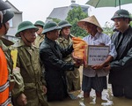 Bốn tỉnh miền Trung đề nghị cứu trợ khẩn cấp