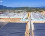 Khánh thành dự án điện mặt trời lớn nhất Đông Nam Á tại Ninh Thuận