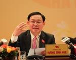 Bí thư Hà Nội Vương Đình Huệ: 'Ít nhất mỗi năm khám sức khỏe định kỳ cho công dân một lần'