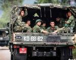 Bộ đội công binh đưa quân dồn dập vào thủy điện Rào Trăng 3
