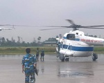 Vụ thủy điện Rào Trăng 3: Hai trực thăng cứu hộ chờ lệnh cất cánh