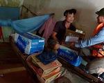 Qua Ví MoMo, cứ 20 phút quỹ cứu trợ bà con vùng lũ miền Trung tăng thêm 10 triệu