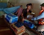 Tuổi Trẻ cứu trợ ở vùng trải qua 3 trận lũ