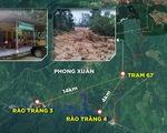 Vụ Thủy điện Rào Trăng 3: Tập trung tìm kiếm 30 người mất tích