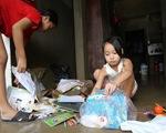 TP.HCM hỗ trợ 1,3 tỉ đồng cho 3 tỉnh miền Trung thiệt hại do bão lũ