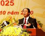 Ông Lê Văn Thành tái đắc cử bí thư Thành ủy Hải Phòng