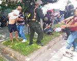 Khởi tố 43 người tham gia sòng bạc lớn trên đường Võ Văn Kiệt