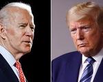 Hai ông Trump và Biden