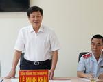 Tổng thanh tra Lê Minh Khái: