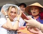 Thủy Tiên đi Huế, Quảng Trị, Mỹ Tâm về Quảng Nam, Trấn Thành 1 ngày quyên được 3,2 tỉ