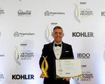 Masterise Homes thắng lớn tại PropertyGuru Vietnam Property Awards 2020