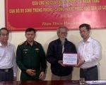Đà Nẵng ủng hộ 500 triệu đồng cho gia đình 13 liệt sĩ hi sinh tại Trạm 67