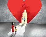 Sau ly hôn, khép con tim lại hay tiếp tục