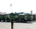 Trung Quốc đưa tên lửa siêu thanh đến gần Đài Loan