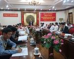 Đại hội Đảng bộ tỉnh Thanh Hóa rút ngắn 1 ngày, sẽ bầu 3 phó bí thư
