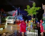 Lũ dâng nhanh trong đêm, dân Quảng Trị lên mạng cầu cứu khẩn thiết
