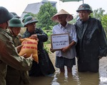 Thủ tướng quyết định xuất 4.000 tấn gạo cứu đói 4 tỉnh miền Trung
