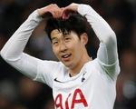 Son Heung Min dẫn đầu danh sách ghi bàn tại Premier League