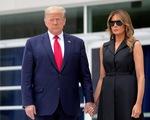 Ông Trump và vợ mắc COVID-19, chứng khoán Mỹ lao dốc