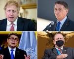 Trước ông Trump, nhiều lãnh đạo quốc gia đã mắc COVID-19 và hồi phục