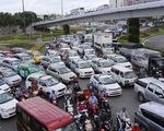 Kiến nghị giao đất quốc phòng để làm đường giải tỏa kẹt xe sân bay Tân Sơn Nhất