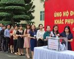 Đồng Nai kêu gọi ủng hộ miền Trung: sau 15 phút đã có gần 3,6 tỉ đồng