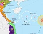 Bão số 8 đang phức tạp, thêm nhiễu động có thể thành áp thấp nhiệt đới mới