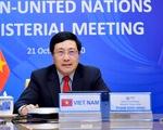 Việt Nam tái khẳng định lập trường của ASEAN về Biển Đông tại hội nghị với Liên Hiệp Quốc